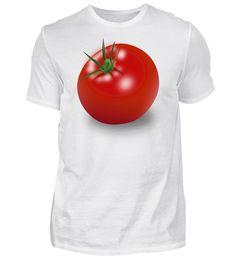 Tomate rot T-Shirt Shirts, Shirt, Top, Dress Shirt, Tees, Sweaters, Cardigans, T Shirts