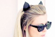 diy leather cat ears-2