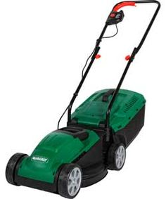 Qualcast Corded Rotary Lawnmower - 1200W.
