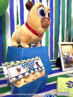 26 Best Puppy Dog Pals Party Ideas Images Birthday Party Ideas