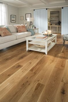Inspired by the great castles and villas of Europe, Wexford offers a classic wide plank farmhouse style, 1/2 inch' thickness with a low gloss finish. The EuroSawn process combines the best of the three traditional North American sawing techniques. The result is a wider plank, with gorgeous plain sawn near the center, flanked by unique rift and quarter sawn on the edges, creating a classic and unique visual.