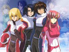 Gundam Seed Destiny : Lacus Clyne & Kira Yamato | Athrun Zala and Cagalli Yula Athha