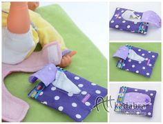 Dolly Wipes Collage