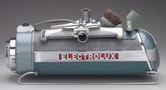 'Electrolux' vacuum cleaner, model 30, Lurelle Van Arsdale Guild      ;    Electrolux Corporation