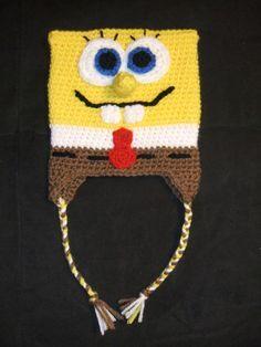spongebob crochet patterns - Google Search