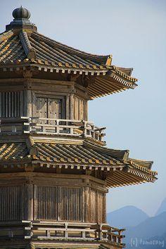 Kikuchi castle, Kumamoto