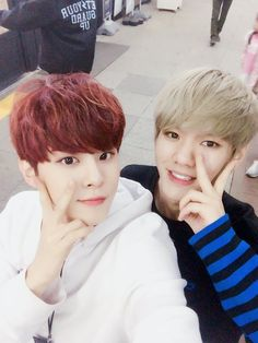 Wooshin and hwanhee Up10tion Wooshin, Flower Boys, Asian Boys, Kyungsoo, Going Crazy, Kpop Groups, Korean Actors, Kdrama, Idol
