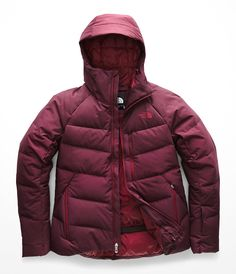 ddb40ec8b2e The North Face Women s Heavenly Down Jacket The North Face