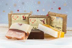 Nasze świąteczne nowości, organiczne mydła glicerynowe! <3 Znajdziesz je tutaj: http://secret-soap.com/fabryka-sw-mikolaja-242 #glycerinsoap #naturalsoap #mydloglicerynowe #christmassoap #mydloswiateczne #thesecretsoapstore