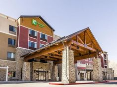 Durango Co Holiday Inn Hotel Suites Central United States North America