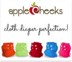 Applecheeks Cloth Diaper Review - Bay Area Mommy