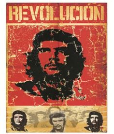 Che Revolucion Decorative Embossed Framed Wall Sign 31 x 41 Cm Metal Plaque, Metal Signs, Wall Mounted Tv, Frames On Wall, Framed Wall, Wall Signs, Che Guevara, Pin Up, Retro