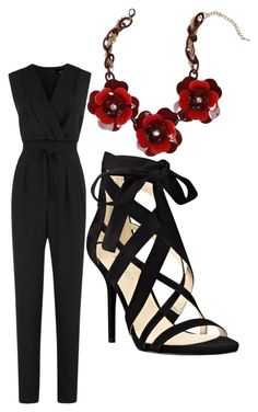 """""""Untitled #392"""" by gibberz on Polyvore featuring Bebe, Jaeger and Nine West"""