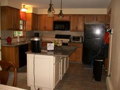 Kitchens On Pinterest Raised Ranch Kitchen Split Level