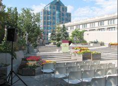 Winnipeg Art Gallery Wedding Ceremony
