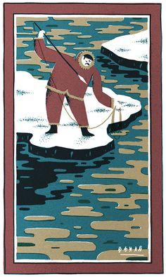 Hunters - David Doran Illustration