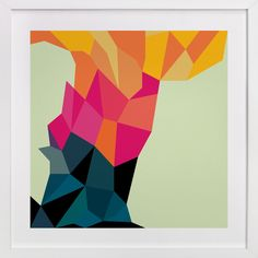 Volcano by Lucrecia at minted.com