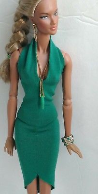 dollsydoll 12 inch fashion doll outfit is one size fits all