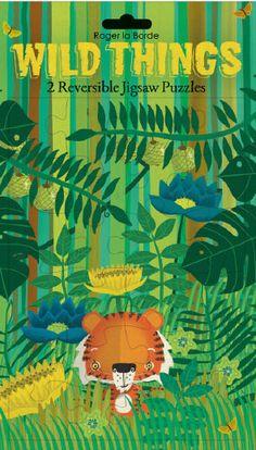 Roger la Borde | Wild Things Jigsaw Puzzle by Rob Biddulph