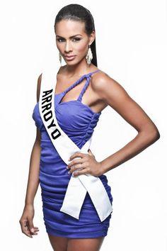 Miss Universe Arroyo, Génesis Dávila. #MissUniversePuertoRico #MissUniversePuertoRico2013 #MissPuertoRico #MissPuertoRico2013 #MUPR #MUPR2013 #MissArroyo #MissArroyo2013 #GenesisDavila #PrimeraFinalista #FirstRunnerUp #1stRU