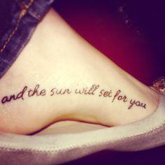 "Linkin Park-""Shadow of the day""lyrics... <3"