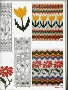 knitting charts balkan - Google-søk