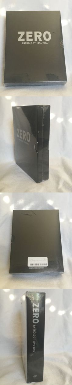 Books and Video 58128: New Sealed Zero Antholgy 1996-2006 Skateboard Dvd Jamie Thomas -> BUY IT NOW ONLY: $40 on eBay!