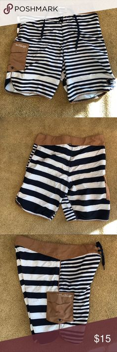 Billabong Board Shorts Waist size : 30 Very comfortable  Great for the summer season! PRICE NEGOTIABLE Billabong Swim Board Shorts
