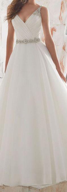 Mori Lee By Madeline Gardner Wedding Dress Collection : Blu Spring 2017 #weddingdress #bridalgown #weddingdresses #bridaldress #princessbride