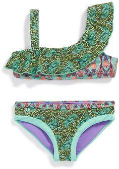 faa2340e1c Maaji Bikini Top   Reversible Bikini Bottoms (Toddler Girls   Little Girls)