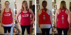 AWESOMENESS! My first 24 day challenge results! Started 11/14/15 finished 12/7/15. I lost 6 lbs & 9 inches total. I feel great! :) - Jenny Lux
