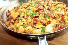 Texas Hash. So great to have this accompany your eggs as a side for brunch! Delicious!