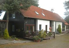Collies Lodge. Self-Catering accommodation, Dornoch.