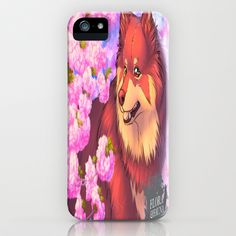 flora and fauna  art iPhone & iPod Case by store2u - $35.00