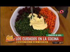 Receta para las fiestas: matambre arrollado con ensalada rusa