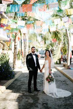 Romantic Sayulita, Mexico wedding inspiration