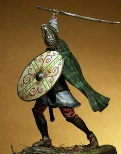 dacian warrior - Google Search Osprey Publishing, Ancient Discoveries, Medieval Armor, First Humans, Fantasy Paintings, Iron Age, Picts, Ancient Civilizations, Middle Ages