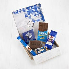 Penny Post Letterbox Gift Chocolate Lover