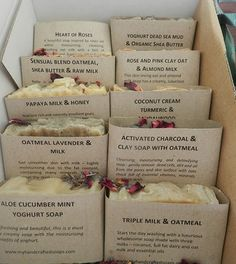 beautiful handmade soaps at myhandcraftedsoaps.com