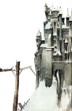 Alan Lee Dietrich and the Castle of the Ice Queen (off 'Castles')