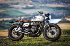 Down & Out Cafe Racers Triumph Street Twin