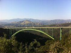 Bridge in Santa Ynez Valley