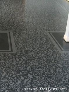 304 Best Painted Floors Images Painted Floors Flooring