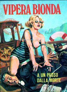 EDIFUMETTO - VIPERA BIONDA 4, VIPERA BIONDA 4