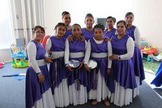 Grupo de Alumnas de Panderos y Danza graduadas Agosto 16