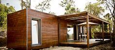Bungalow Wood Alcobaça | goodmood