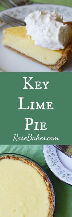 Key Lime Pie by Rose