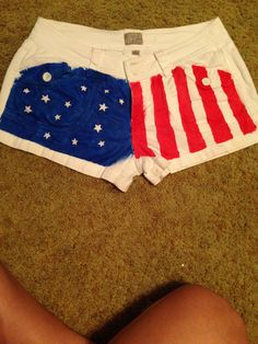 Forth of July shorts