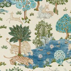 Cream Wallpaper, Luxury Wallpaper, Print Wallpaper, Animal Wallpaper, Fabric Wallpaper, Wallpaper Roll, Designer Wallpaper, Wallpaper Designs, Beautiful Wallpaper