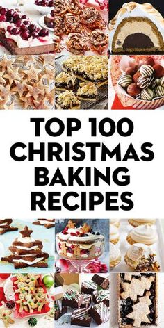 Check out those fantastic as well as cute very easy Christmas dessert tasty recipes to make a perfect celebration for the kids, friends and family! Best Christmas Desserts, Christmas Food Treats, Christmas Lunch, Xmas Food, Christmas Cooking, Holiday Recipes, Family Christmas, Christmas Buffet, Thanksgiving Dinner Recipes
